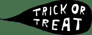 Trick or Treat Bubble