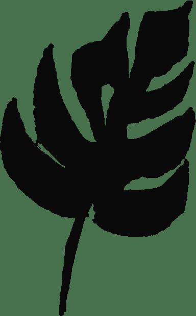 Painted Pine Leaf