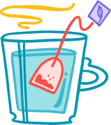 Hot Tea & Mug