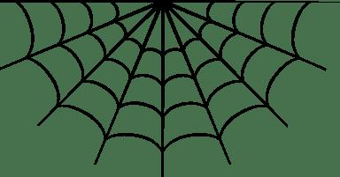 Semicircle Spider Web