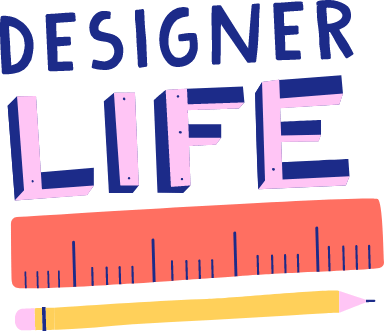 Designer Life Ruler