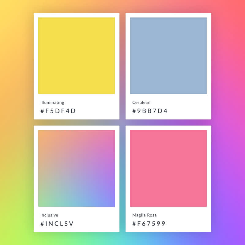 top colors for design 2021