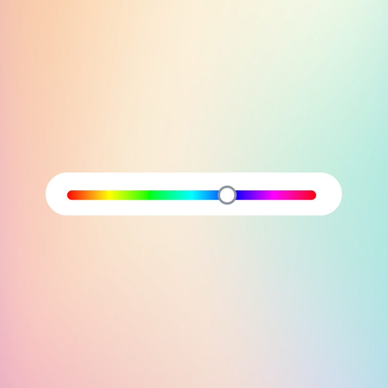 Color continuum - part of PicMonkey's color picker tool for getting the exact color in your design.
