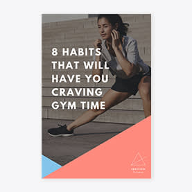 display banner ad templates for fitness companies