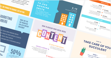 Infographic inspiration comp