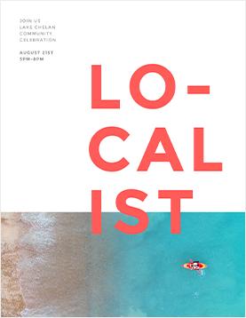 community-celebration-poster-template