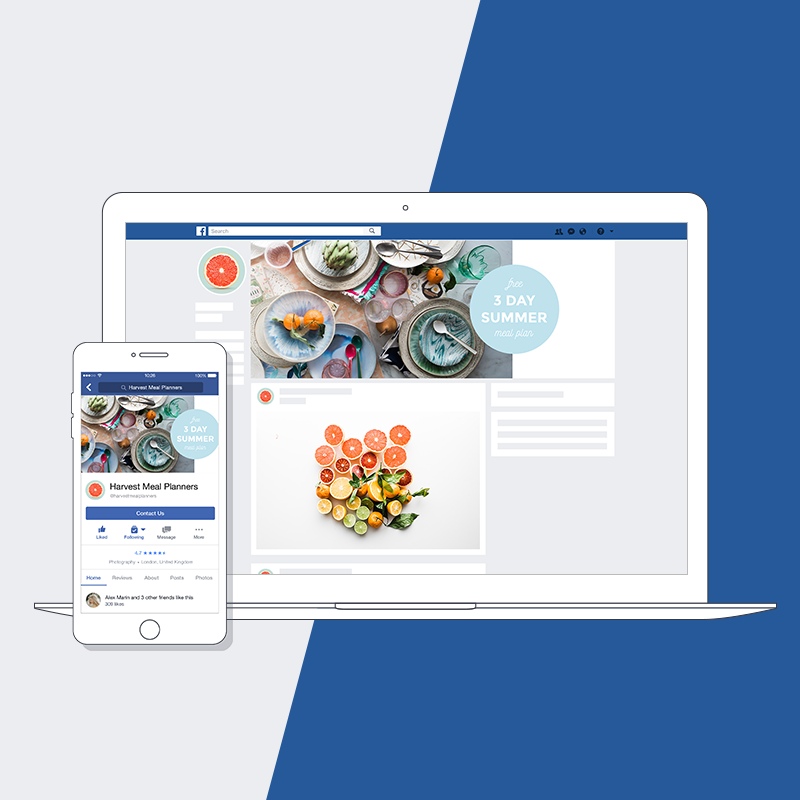 Tips for making the best facebook banners