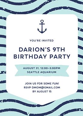 darions-9th-birthday-birthday-card-template
