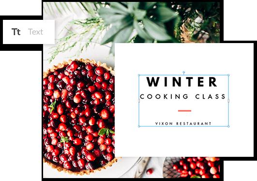 Holiday instagram template design