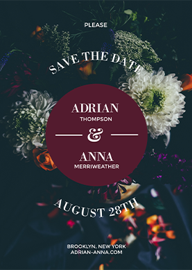 please-save-the-date-wedding-invitation-card-template