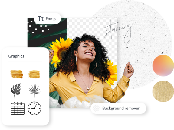 Start designing for free with PicMonkey's online graphic design tools