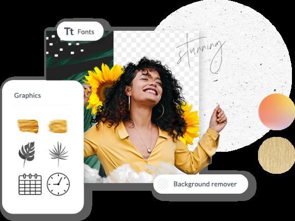 Commencez à concevoir gratuitement avec les outils de conception graphique en ligne de PicMonkey