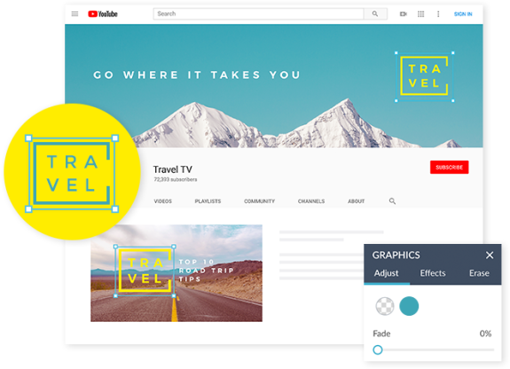 make youtube logos quick and easy at picmonkey for free
