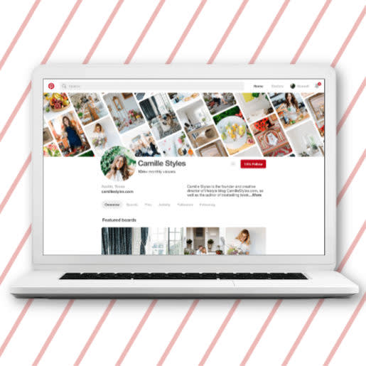 how to make a great pinterest business presence
