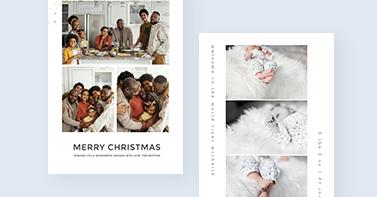 Créez des cartes de collage de photos avec les outils de création de collages de PicMonkey.