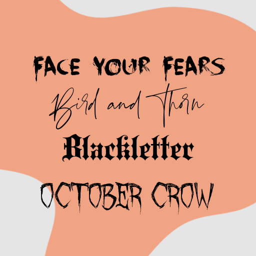 Spooky Halloween fonts for your designs.