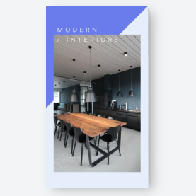 instagram story real estate template