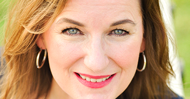 Headshot of branding expert Pamela Wilson.