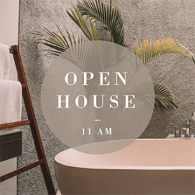 Townhome Open House Instagram Post Template