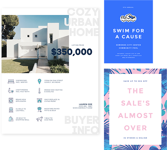 business flyer templates