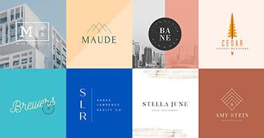 eight logo design ideas