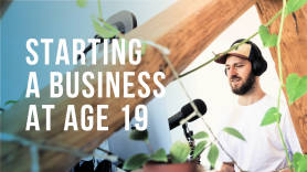 video intro templates for small business vloggers on youtube