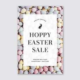 hoppy-easter-sale-easter-postcard-template