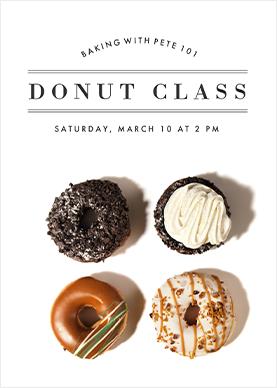 donut-class-photo-card-template