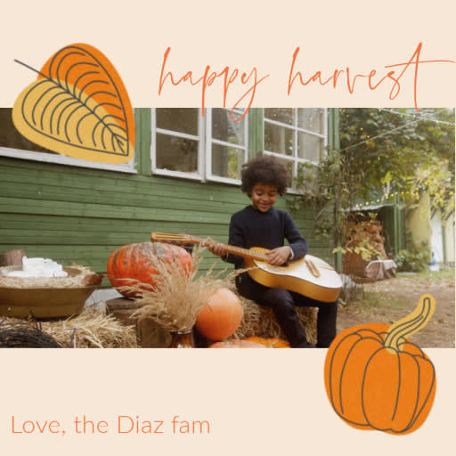 fall graphics for all your thanksgiving design projects