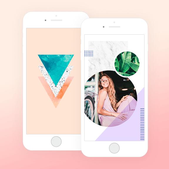 make phone backgrounds app