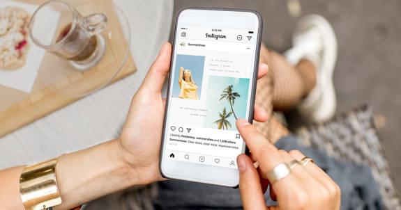 Marketing on Instagram 17 post ideas