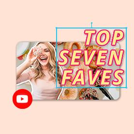 YouTube thumbnail tutorial