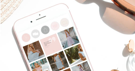 Marketing on Instagram Plan your grid layout